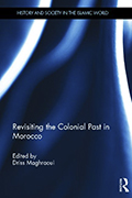 "the venom campaign in Tangier during World War II,"" in Maghraoui, D. (ed.,). Revisiting the Colonial Past in Morocco, Routledge, 2013"