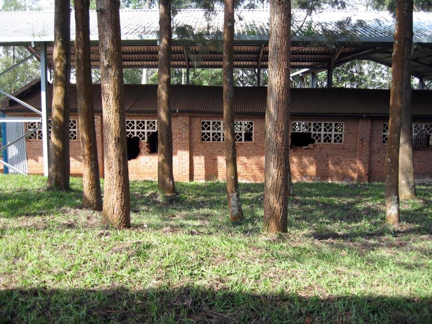 Nesam McMillan, Church in Ntarama, 2007