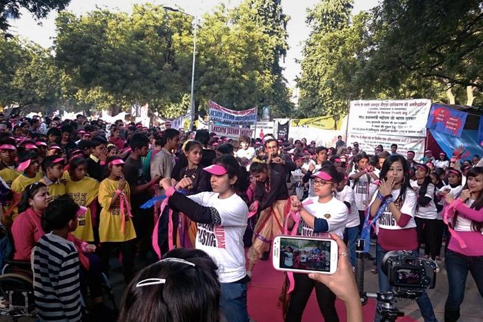 One Billion Rising Revolution, Thailand
