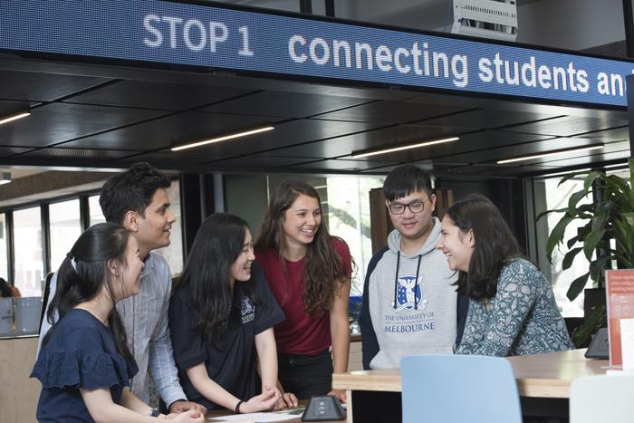 Stop 1 student advice
