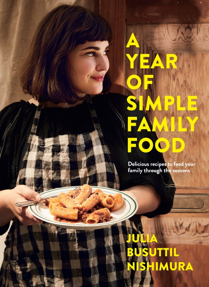 A Year of Simple Family Food. Image by Armelle Habib.