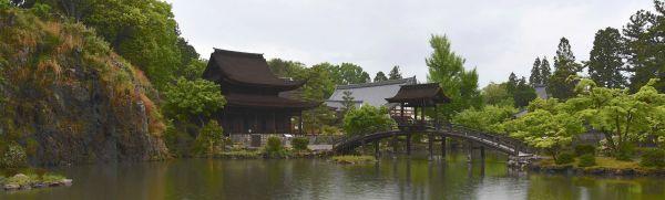 Eihōji. Tajima, Gifu Prefecture, Japan. Photo AAR 2018
