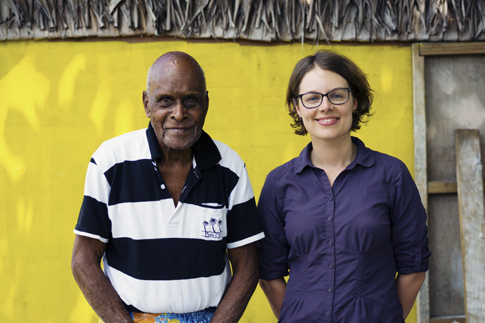 Research with the people of Vanuatu