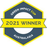 2021 Green Impact Cup winner
