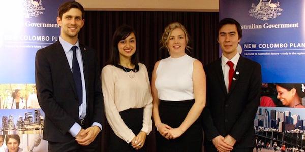Arts Students Awarded New Colombo Scholarships