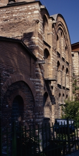Pantokrator Kalenderhane Camii, Istanbul