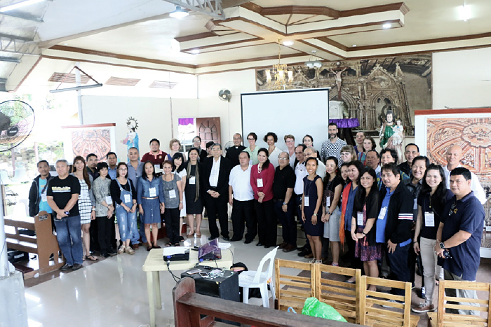 5th APTCCARN Forum at the Maribojoc Parish, Province of Bohol, the Philippines