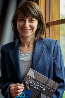 Dr Tanja Meyerhofer