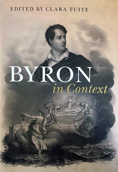 Clara Tuite (ed.) 'Byron in Context'