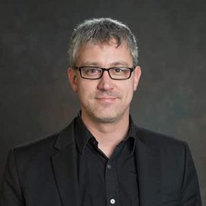 Associate Professor Jeffrey Drouin