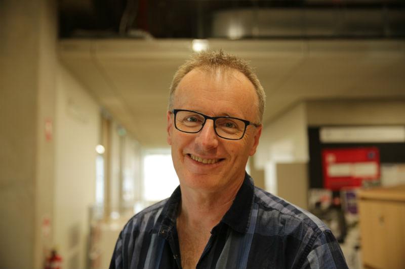 Associate Professor Andrew Dodd
