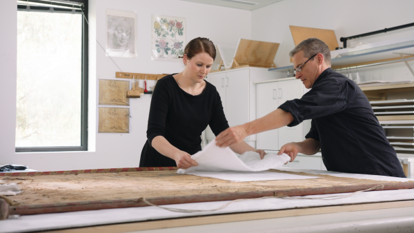 Wilson Map conservation Peter and Christine