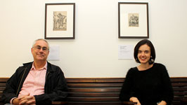 Baillieu treasures on permanent display in Old Arts building