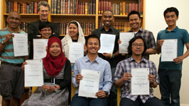 2014 Dean's Graduate Leadership Program