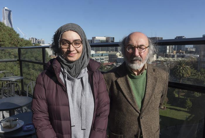 Dr Shirin Yasar and Dr Muhammad Kamal