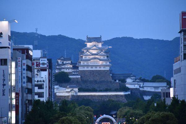 Himeji Castle, Himeji, Hyōgō Prefecture, Japan. Photo AAR 2018