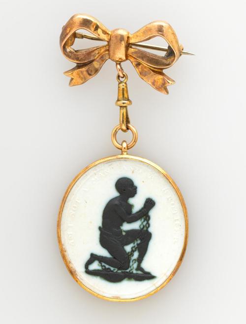 Wedgwood 'Slave medallion' c. 1787