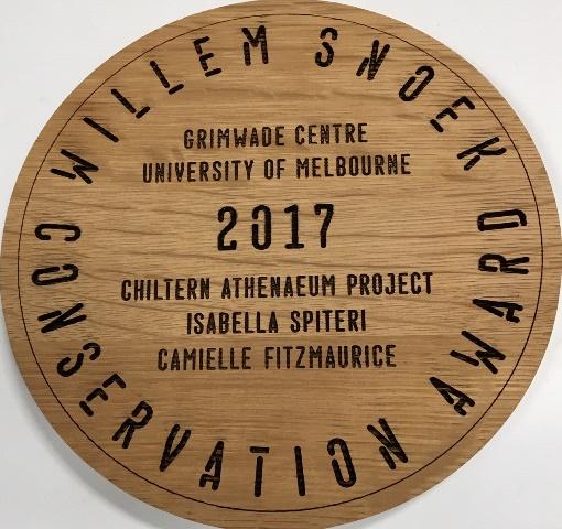 Willem Snoek Award 2017