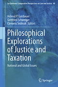 "Halliday, Daniel. ""Egalitarianism and Consumption Tax,"" in Schweiger, G., Gaisbauer, H. and Clemens, S. (eds.,). Philosophical Explorations of Justice and Taxation. Springer, 2014"