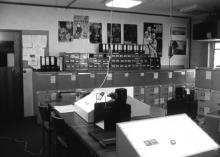 Slide Library c.1986