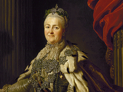 Melbourne Masterclasses: The Life and Legacy of Catherine the Great