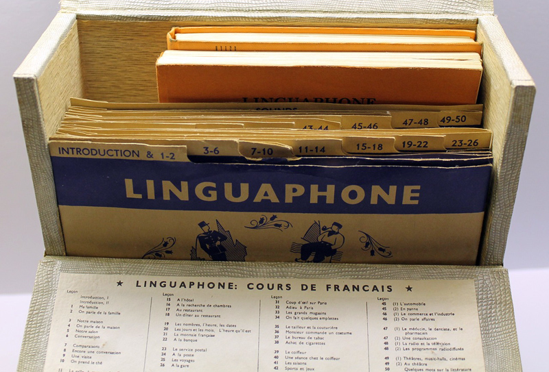 Learn a language in 15 minutes – French