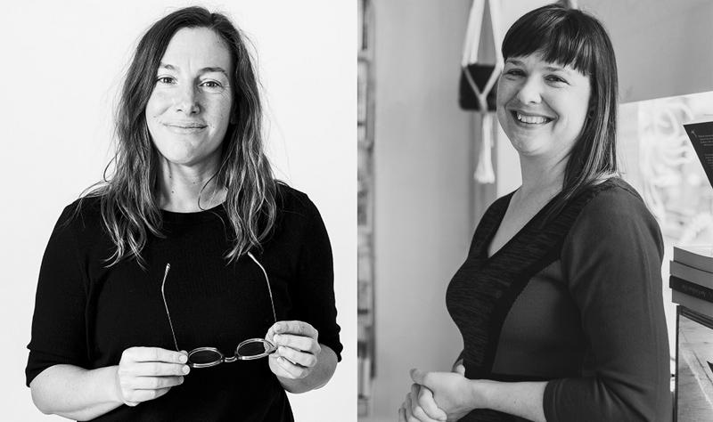 Assoc. Professor Melissa Marschke and Dr Vanessa Lamb