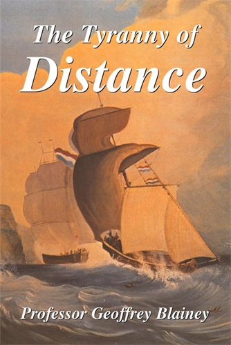 The Tyranny of Distance, 2001 edition