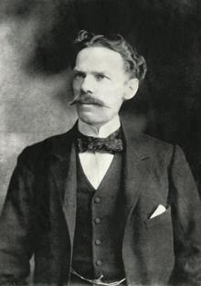 Unknown photographer. 'Thomas George Tucker (1859-1946)' 1896