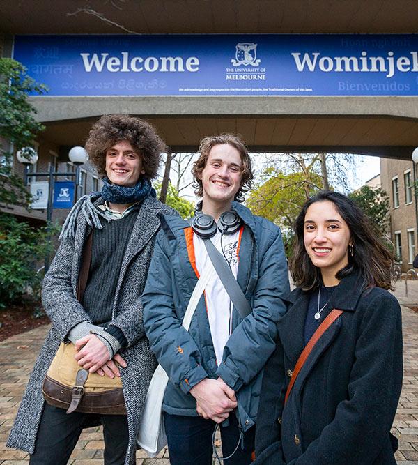 Melbourne Access Bachelor of Arts Scholarship