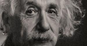 Einstein in 1947' by Oren Jack Turner