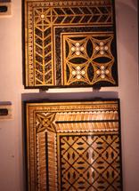 Floor mosaic, Palatine Museum, Rome (Photograph: Andrew Stephenson)