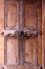 Byzantine Church Door