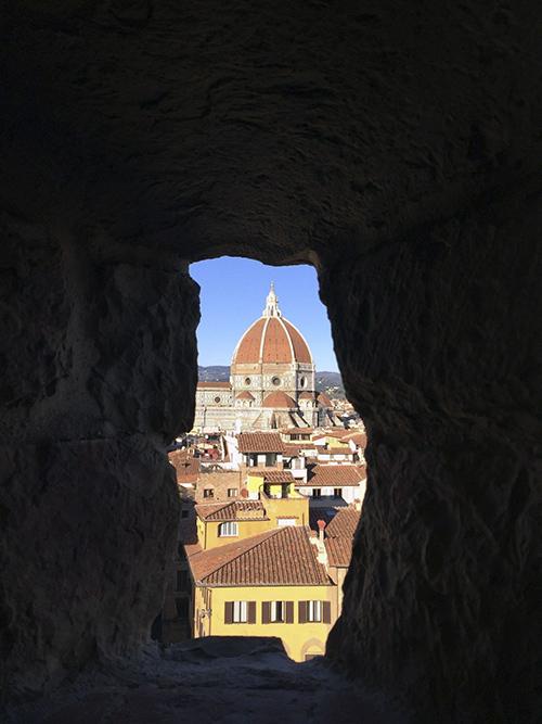 Firenze; Matthew Absalom