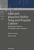 Lied und populäre Kultur / Song and Popular Culture