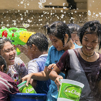 Songkran – Thai New Year