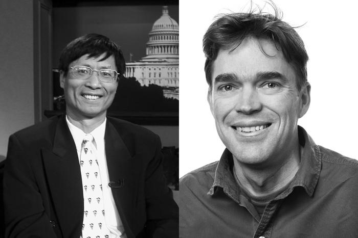 Professor Baogang He and Dr Michael Breen