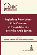 "Pennell, Richard. ""How did the Moroccan Monarchy Survive the ""Arab Spring""?,"" in Friedman B. and Maddy-Weitzman, B. (eds.,). Inglorious Revolutions: State Cohension in the Middle East after the Arab Spring. The Moshe Dayan Center, 2014"