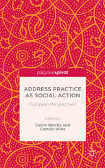 Address practice as Social Action Book Cover