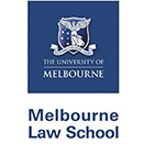 Melbourne Law School logo