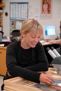 Portrait of Vanessa Kowalski