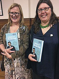 Associate Professor Birgit Lang and Professor Alison Lewis