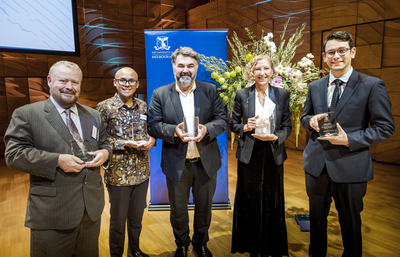 Arts Alumni Award recipients 2019