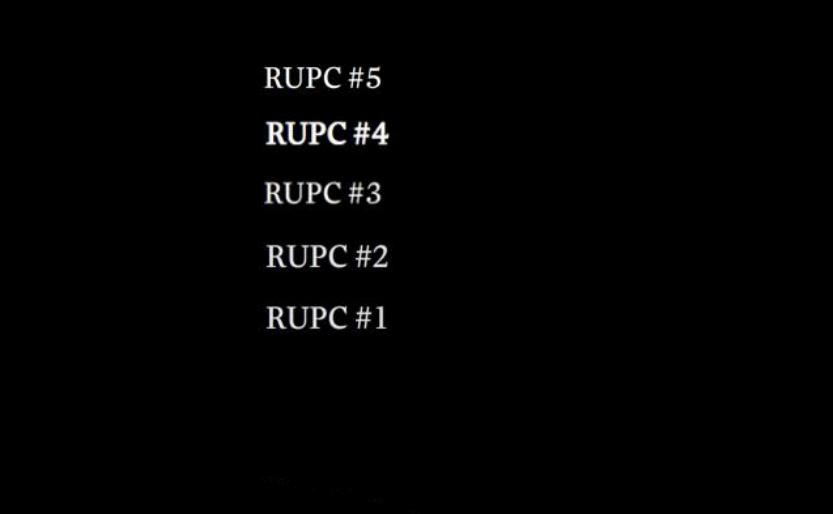 rupc series