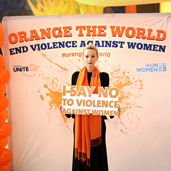 International Day of Elimination of Violence Against Women