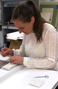 Portrait of Marion Parker
