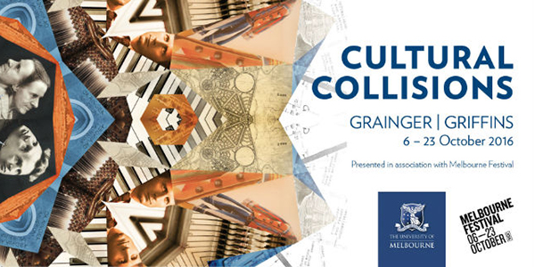 Cultural Collisions: Grainger | Griffins The Future of the Object