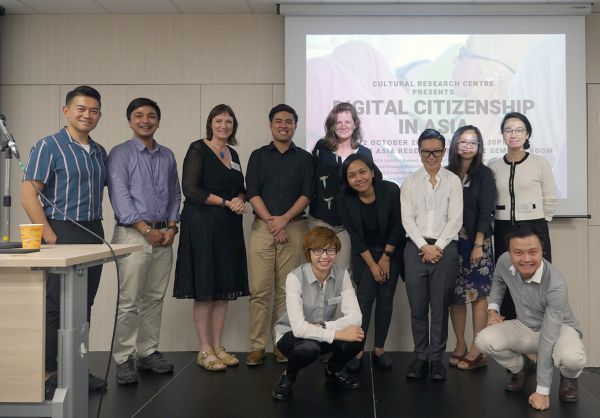 Digital Citizenship in Asia