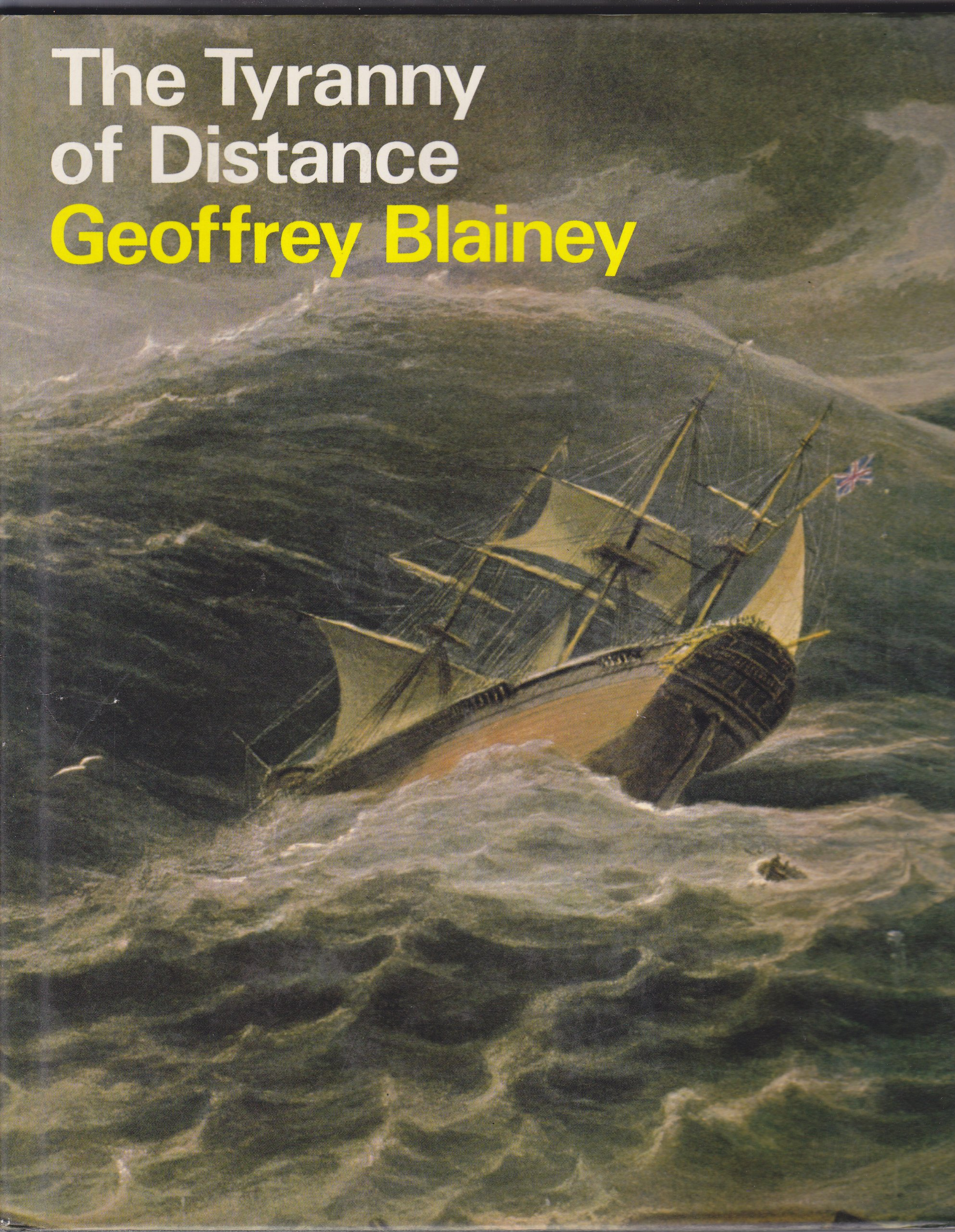 The Tyranny of Distance, 1975 edition
