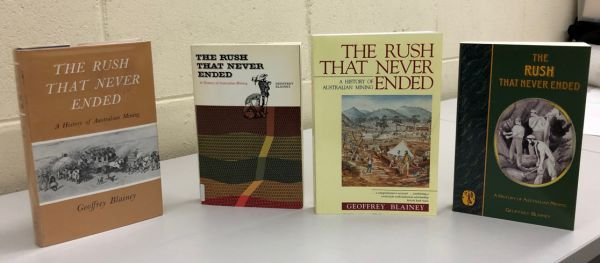 The Rush That Never Ended, various editions